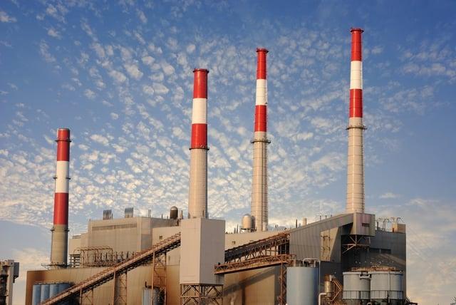 Factory against blue cloudy sky-1.jpeg